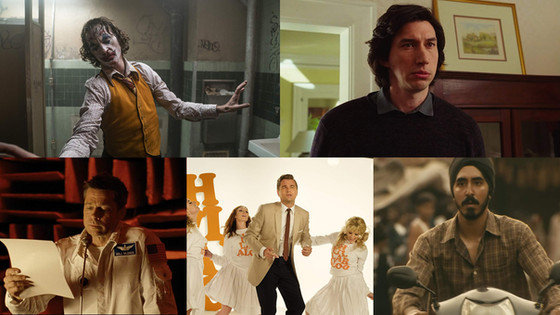 My Top 5 Leading Actor Performances of 2019