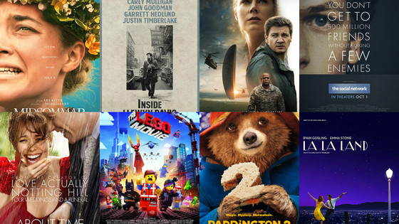 My Top 25 Movies of The Decade