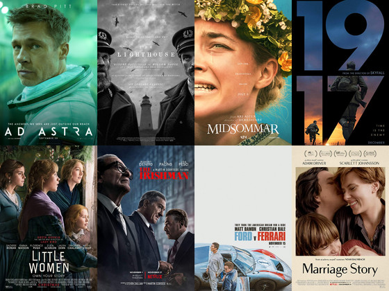 My Top 30 Movies of 2019