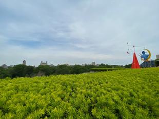 Top of The MET in New York, NY look over to UWS