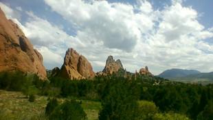 Tall Rocks in the Sky