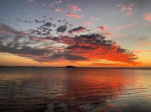 sunset 2/10/21 🔥