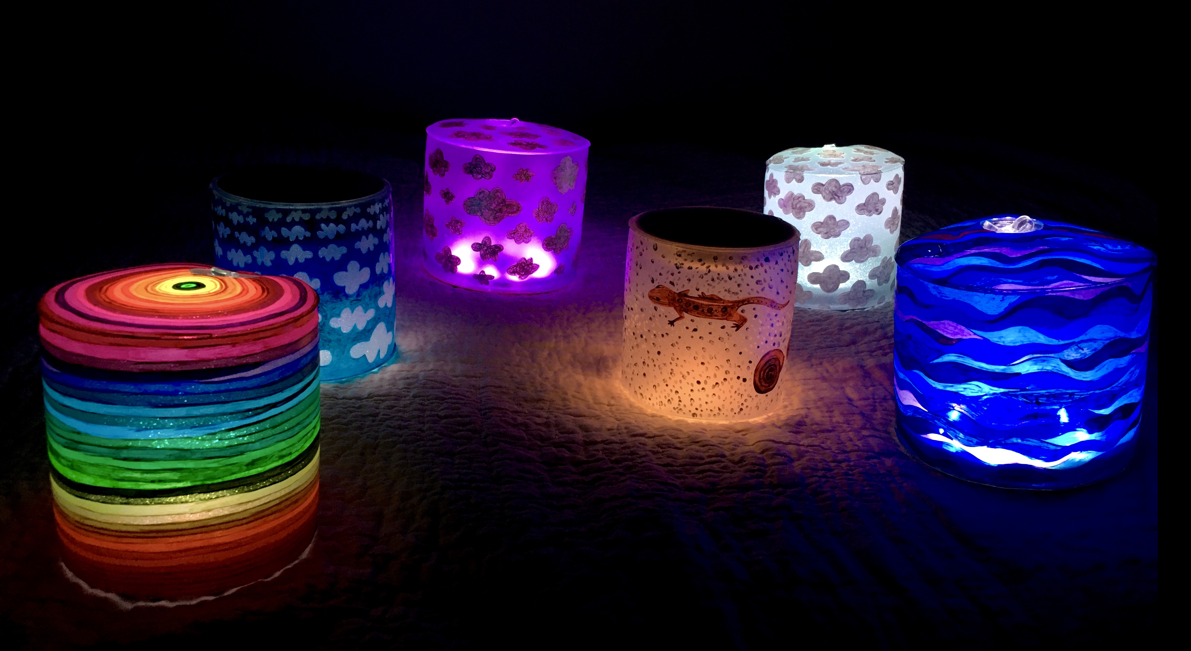 Peeler Park Lanterns