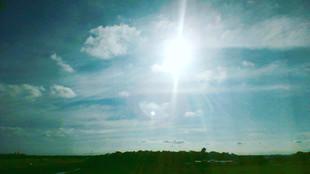 Sunny Kansas Day