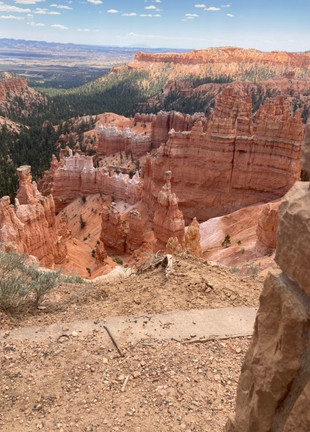 Blown away by this place - Bryce Canyon National Park