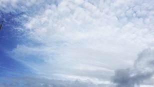 Sunday morning sky gazing