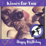 Happy Birthday Kisses