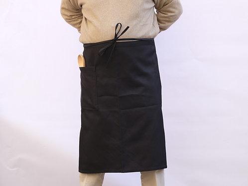 Grembiule da Chef in resistente tessuto con tasca
