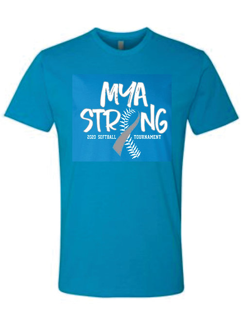 Mya Strong 2020 Tournament Tshirt