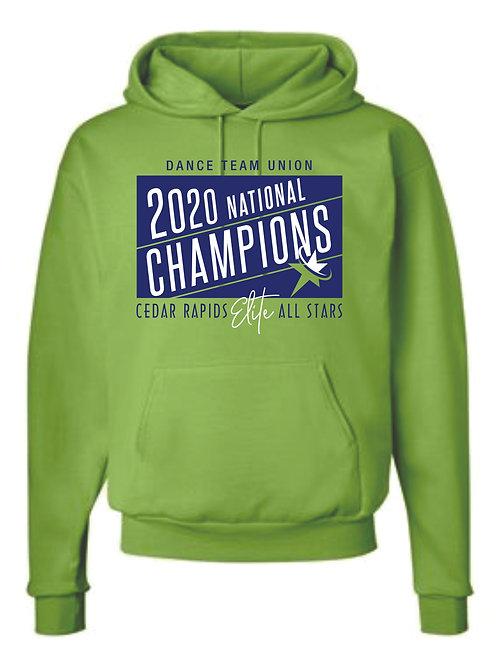 National Champion HOODED SWEATSHIRT