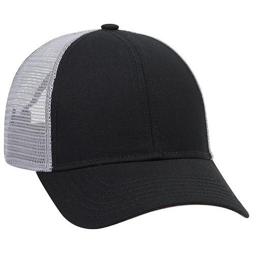 6 panel Low profile hat
