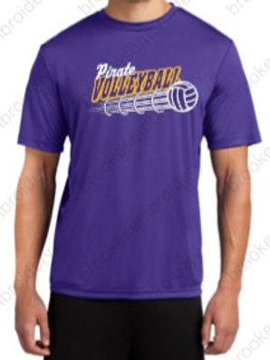 Fan/Coach Short Sleeve Performance Shirt