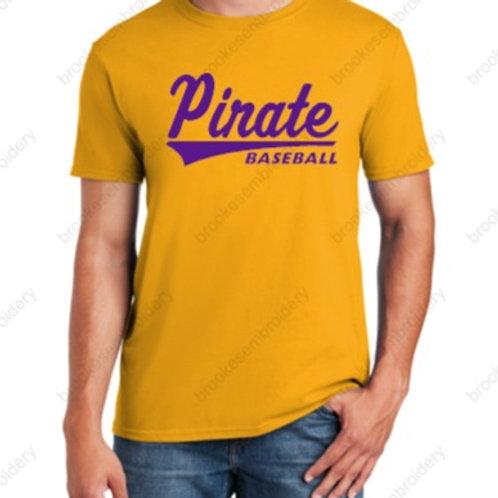 Pirate Baseball ADULT shirt