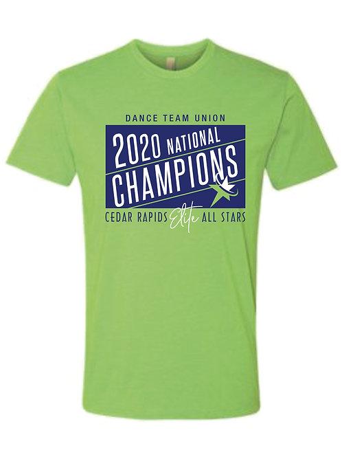 National Champion TSHIRT
