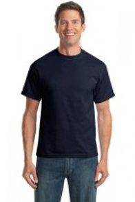 Port&Company Core Blend Navy Short Sleeve T-Shirt
