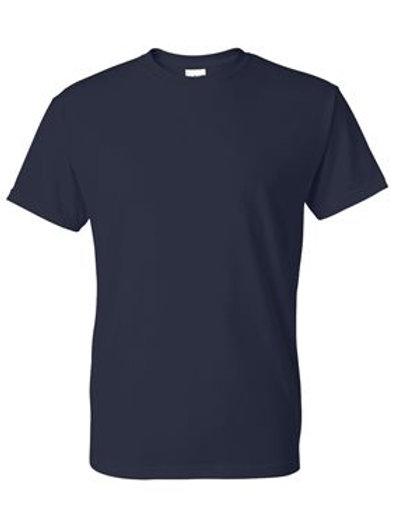 Gildan Navy Brave Like Benny T-Shirt