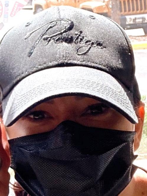 Miss Jess's Black on Black Classic Hat