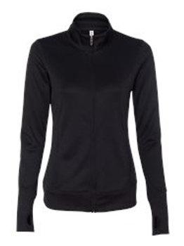 Women's Alo Sport Prestige Dance Studio Full Zip Jacket
