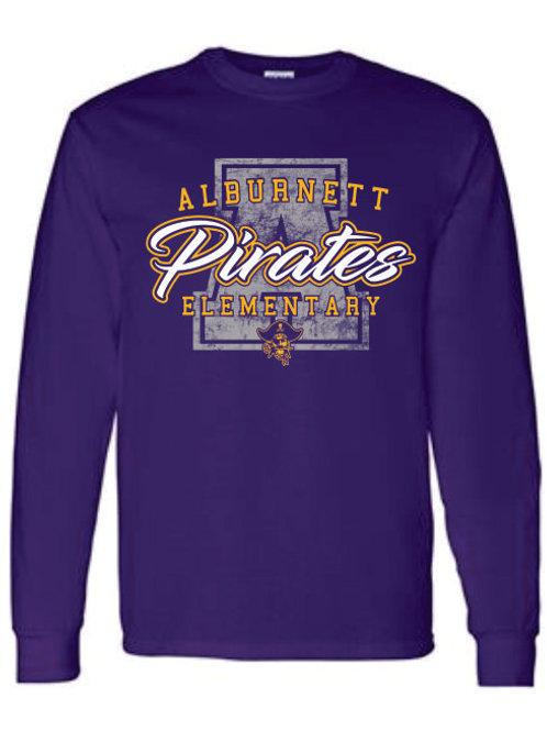 Alburnett Elementary Long Sleeve Shirt