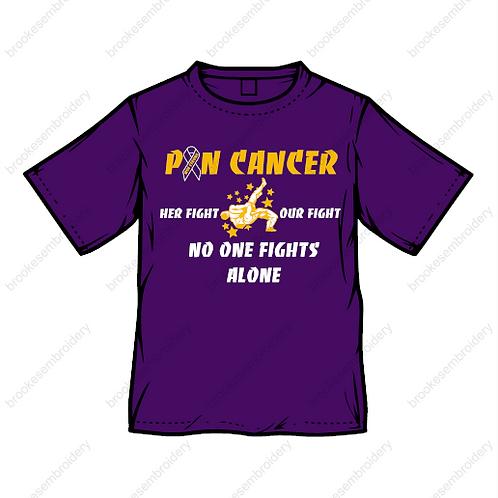 Pin Cancer Tshirt