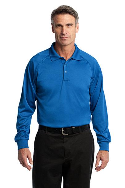 Corner Stone Long Sleeve Snag Proof Professional Polo