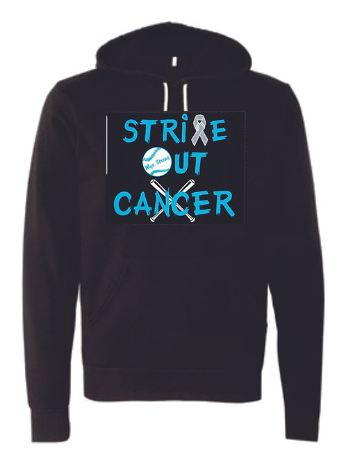 Strike Out Cancer Hoodie