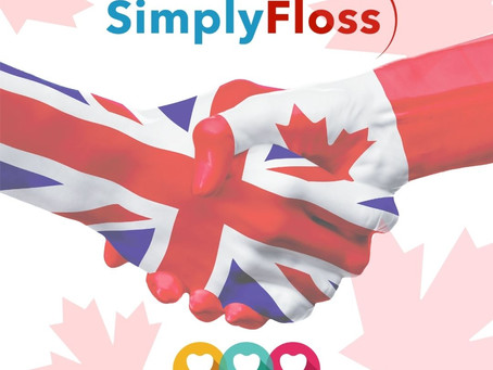 SimplyFloss! From Canada To The UK