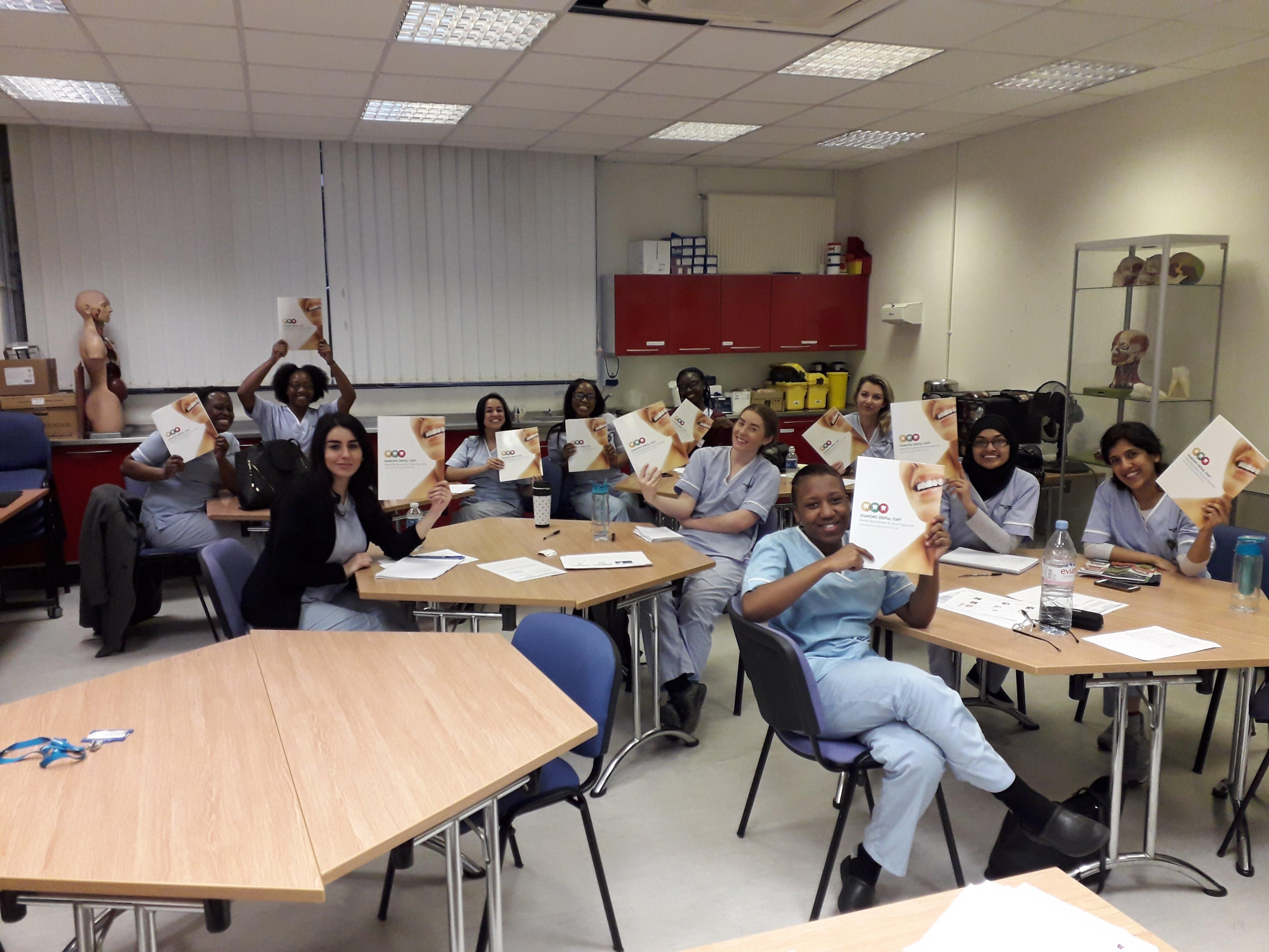 KCH Dental Nurses DDS Lecture