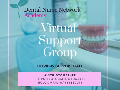Support Call - With The Dental Nurse Network