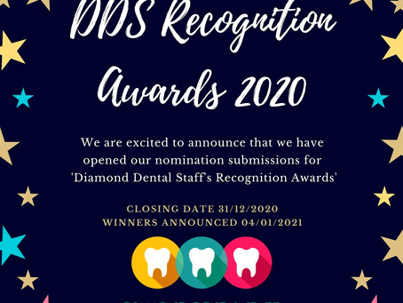 End of Year Recognition Awards 2020