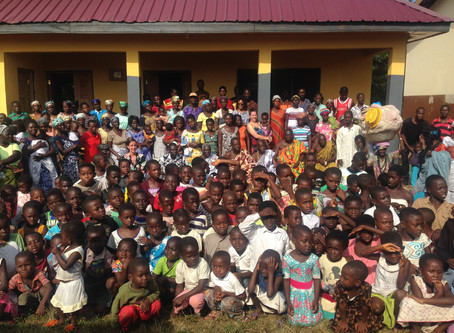 The Ekumfi Trust - Building Educational Resources in Rural Africa