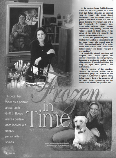 ANEW MAGAZINE FEATURE