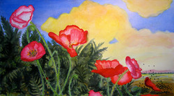 Poppies-Leah-Griffith-Boyce-©2004