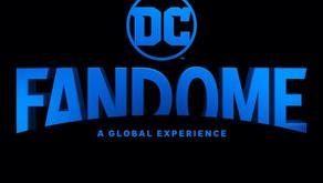 DC FanDome Virtual Comic Con Coming Soon!