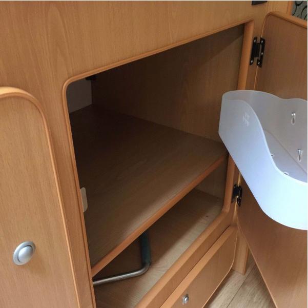 Go-Pod - under sink cupboard