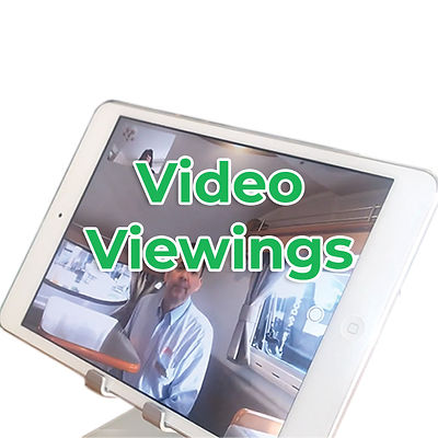 Go-Pod video viewings