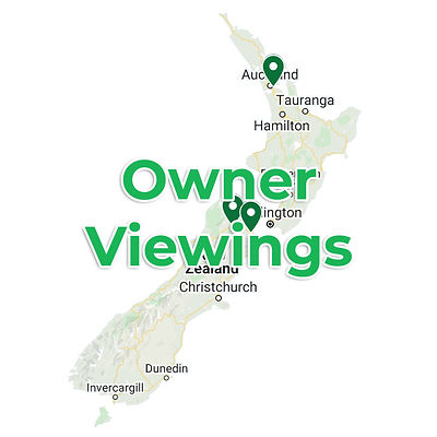 Owner viewing locations map - Go-Pods