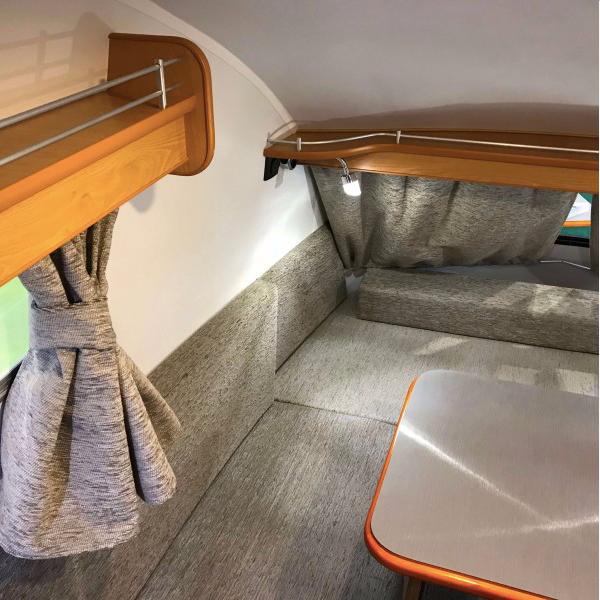 Go-Pod seats