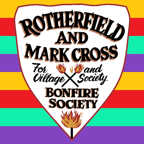 Rotherfield and Mark Cross Logo Smuggler