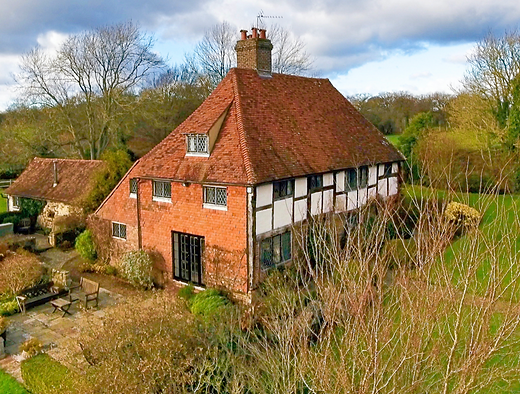 Aerial Photo of Property in Sussex