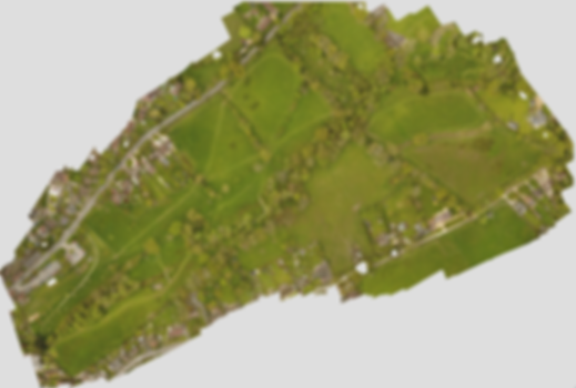 2D Orthomosaic Map - Millennium Green -