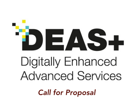 Call for Proposals: DEAS Network Plus Finance Sector Projects