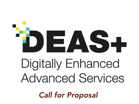 [Updated] Call for Proposals: DEAS Network Plus Finance Sector Projects