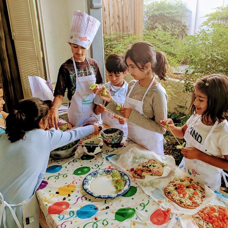 Food Explorers Summer Camp 2021