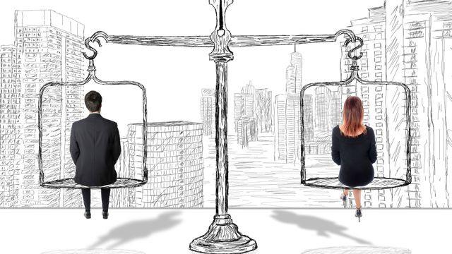 L'égalité homme/femme en question