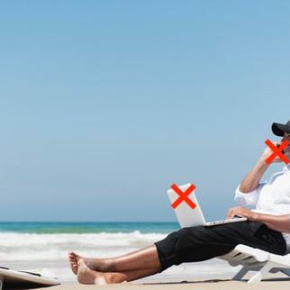 5 bonnes raisons pour oublier vos mails pendant vos vacances