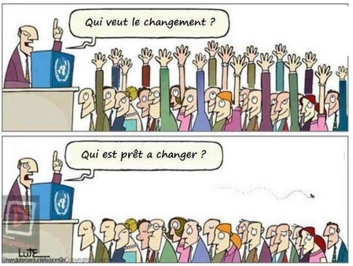 La résistance au changement : l'éviter en 4 étapes