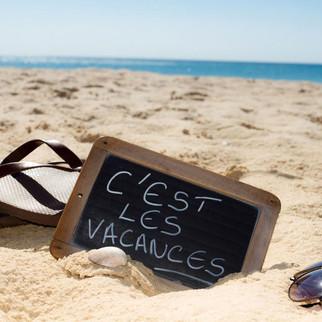 Pour passer des vacances uniques : préparez votre départ... du travail !