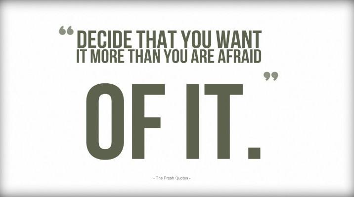 Lutter contre ses peurs en 5 étapes simples