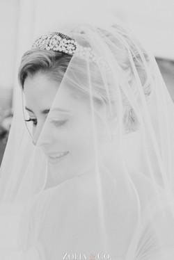 Wedding make up, Nantucket Wedding